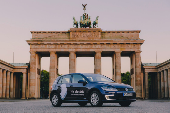 VW launches WeShare all-electric car sharing service