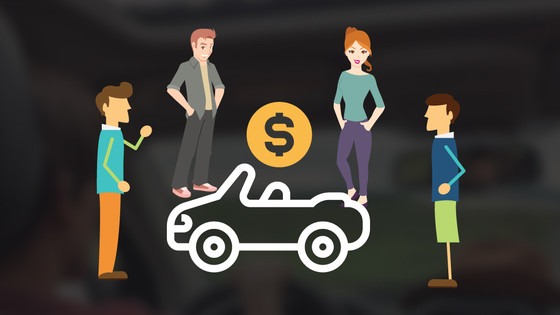 Disrupted by Mobility Startups, Automakers Reshape Their Roles