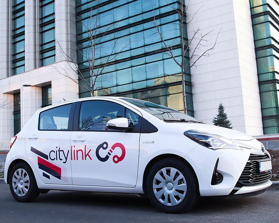 Romanian entrepreneurs launch new car sharing service in Bucharest