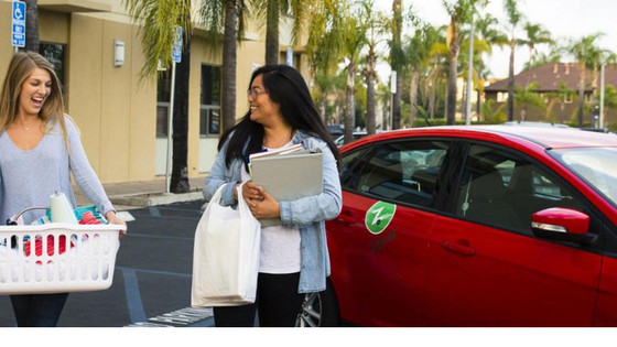 Car sharing guide: On-Demand, short-term car rentals