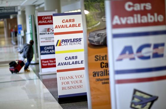 CarSharing Firm Turo Is Battling Traditional Rental Companies In Utah