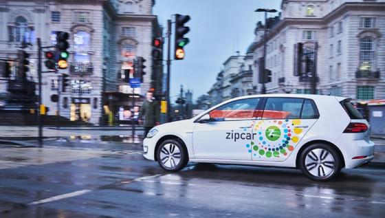 Zipcar unveils Flex EV car sharing vision for London