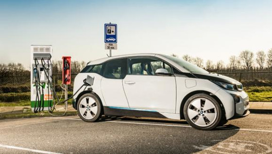 Shell to install forecourt rapid chargers by end of year