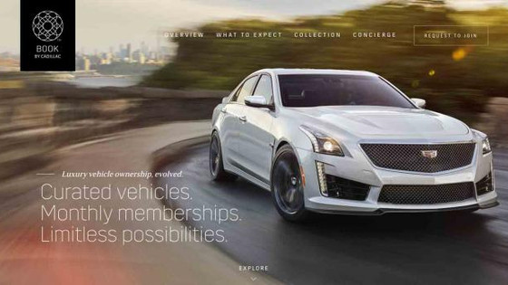 Subscription-Based Car Buying Picks Up Steam