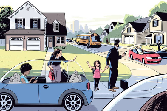 The End of Car Ownership?