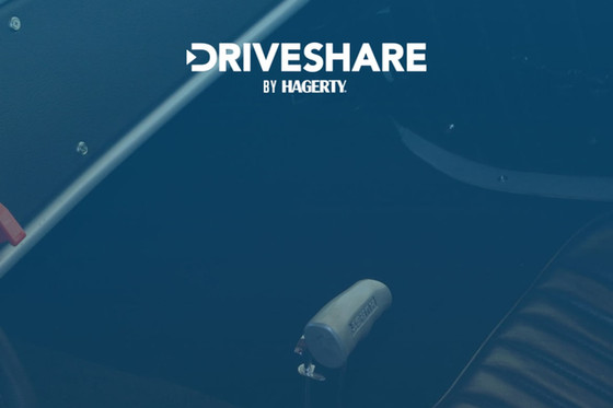 Hagerty Launches DriveShare for Classic Car Rentals