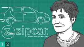 Recognizing Excellence in Shaping Communities: Zipcar Cofounder Robin Chase is the 2017 Recipient of