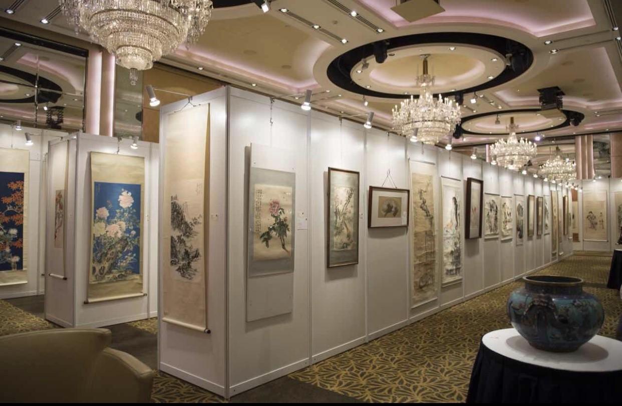 New York auction house
