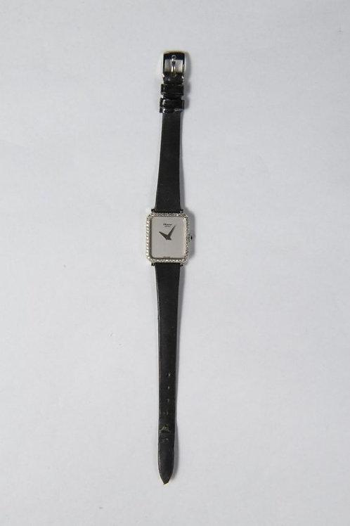 Chopard, 18k white gold womenwatch