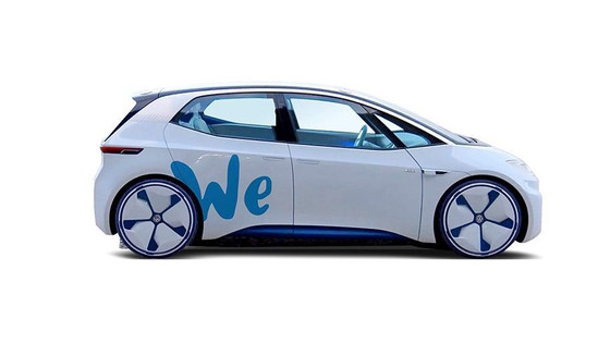 """Volkswagen to launch """"We"""" all-electric car share scheme in US, Europe, Asia"""
