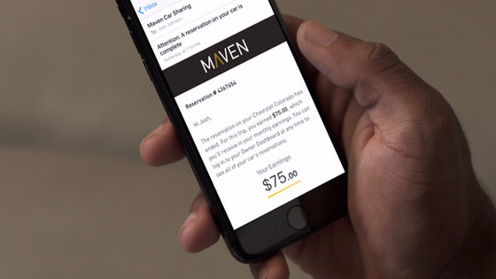 GM launches a Peer-to-Peer car-sharing service