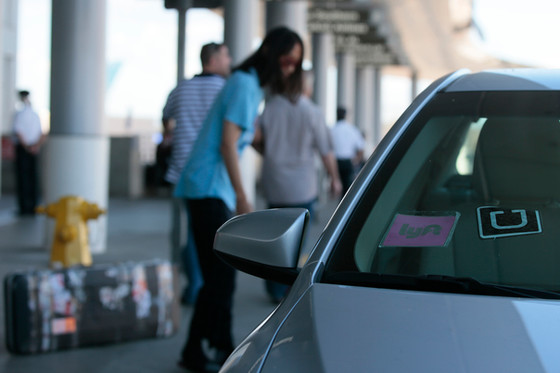 Numbers are in: Uber, Lyft vs. Rental Cars & Taxis in the US in Q2