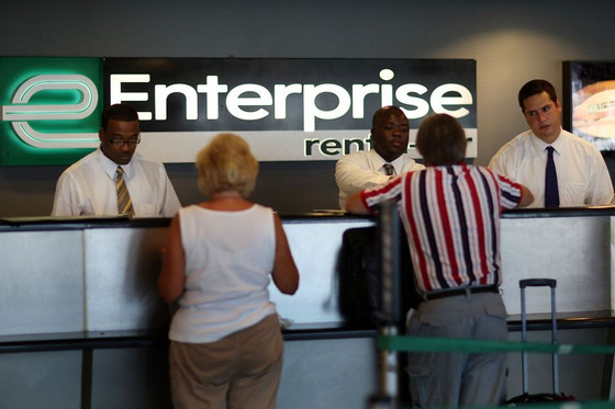 Car rental giant Enterprise launches its own subscription service