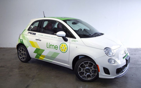 Lime launches Free Floating CarSharing service