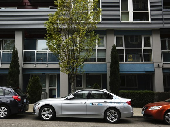BMW Pilot an Uber Competitor in Seattle
