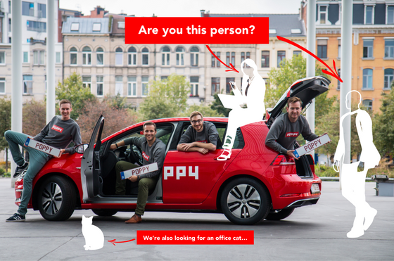 On-demand car-sharing project, Poppy, launches in Antwerp