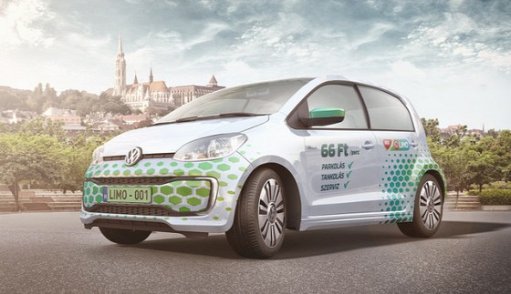 MOL launches car sharing service in Budapest
