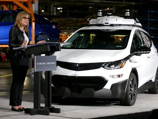 GM says it's ready to mass produce self-driving cars