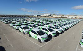 Madrid launches car-share scheme with 500 Renault Zoe's