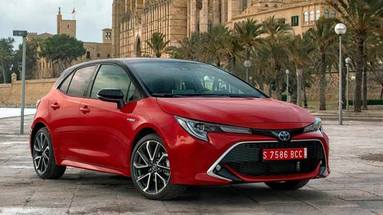 Toyota launching KINTO car sharing in Israel