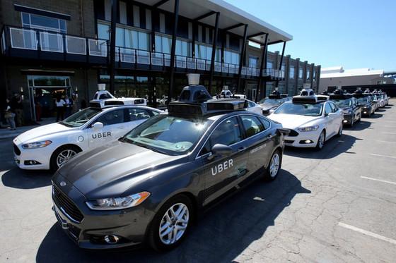 Uber Suspends Driverless-Car Program After Pedestrian Is Killed