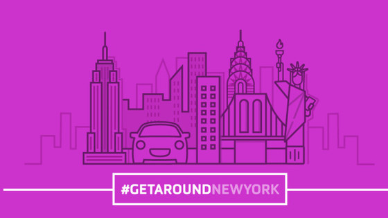 Getaround Brings Car-Sharing to New Jersey, Tri-State area