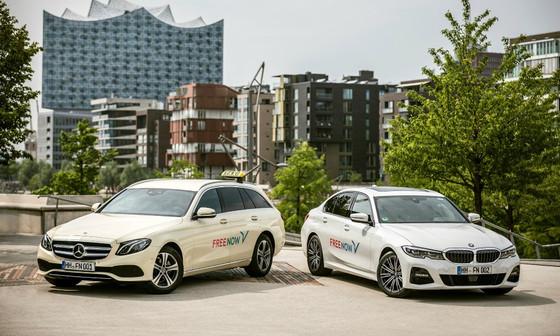 BMW, Daimler ride-hailing venture steps up Uber challenge