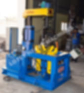 Automatic Bar Bundling Machine