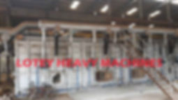 Steel Rolling Mill Machinery Erection