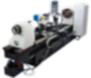 CNC Roll Notching & Marking Machine