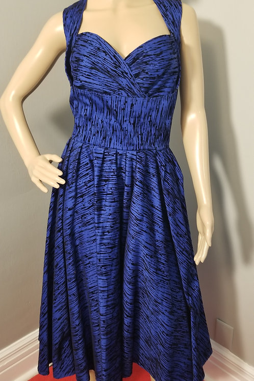 Vintage Inspired Laura Brynes Fall 2013 Fit-n-Flare - 2XL