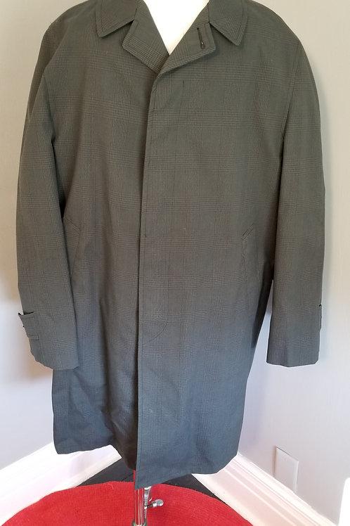 70s Men's  Crownwear Trench Coat - L 42R