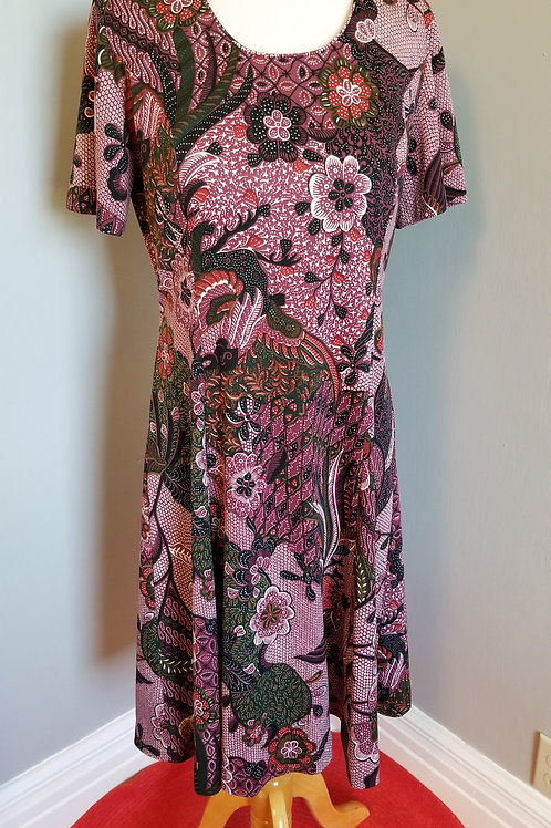 60's CasualMaker dress by Sy Frankel - L