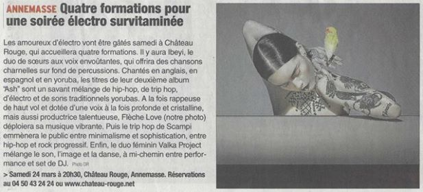 Chateau Rouge @ Annemasse