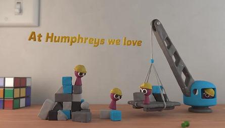 Humphreys school stationery