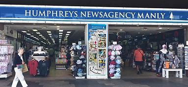 Humphreys Manly Newsagent Corso