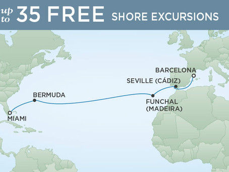 Seven Seas Grandeur Jungfernfahrt 2023 - Exklusive Pre-Registration - bis zu 35 % Ermässigung