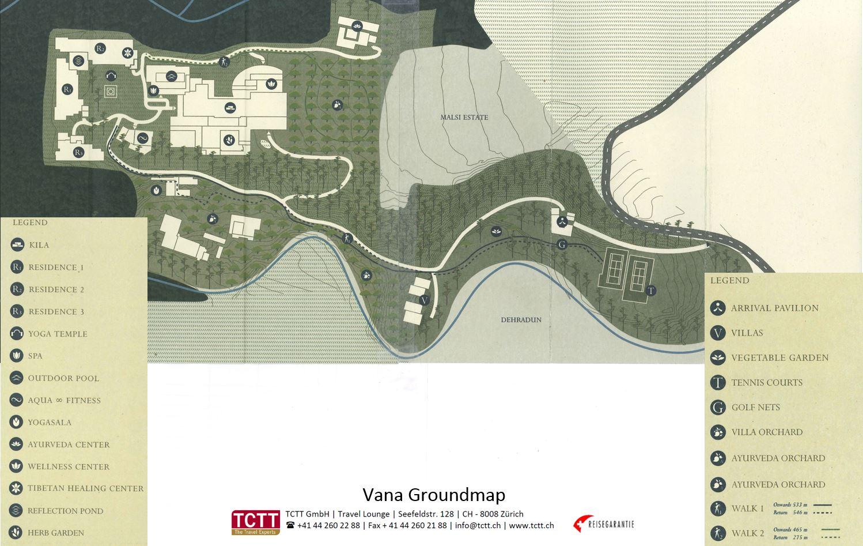 Vana Map
