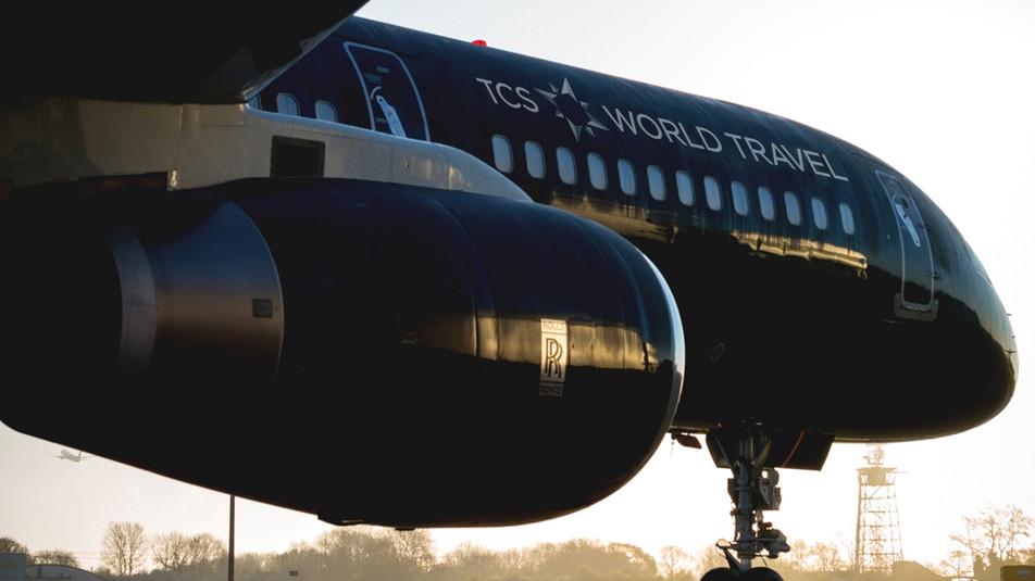 TCS WORLD TRAVEL - PRIVAT JET