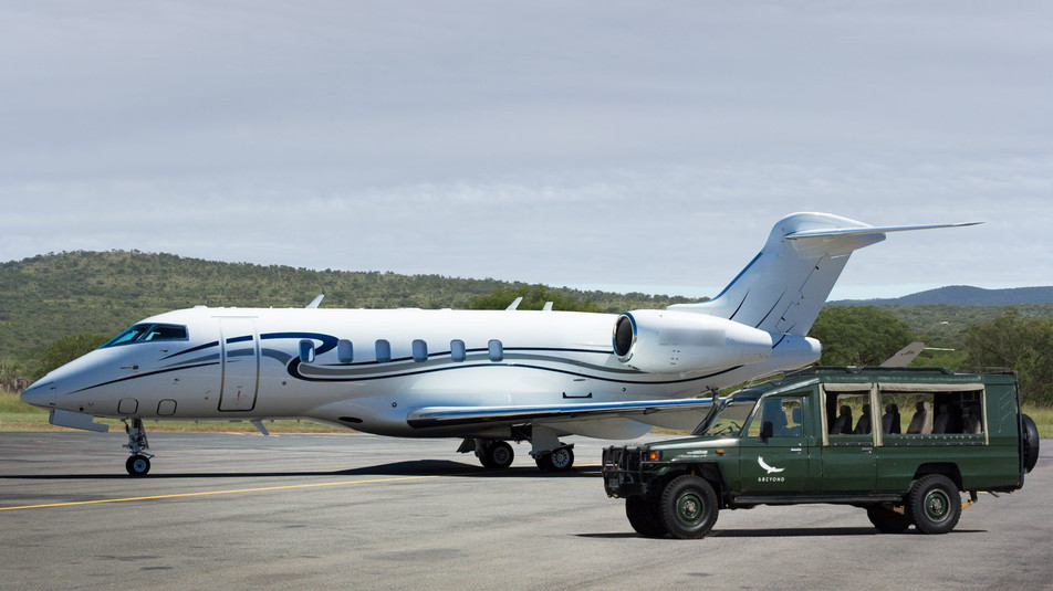 andBeyond Privat Jet Expeditions