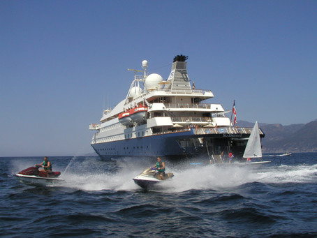 20 Jahre SeaDream Yachting 20 % Vergünstiguung