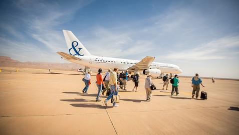 Abercrombie & Kent - Privat Jet Expedition