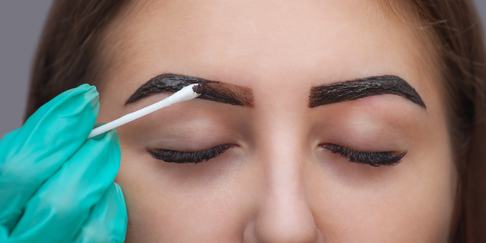 Henna Eyebrow Tinting and Threading Course