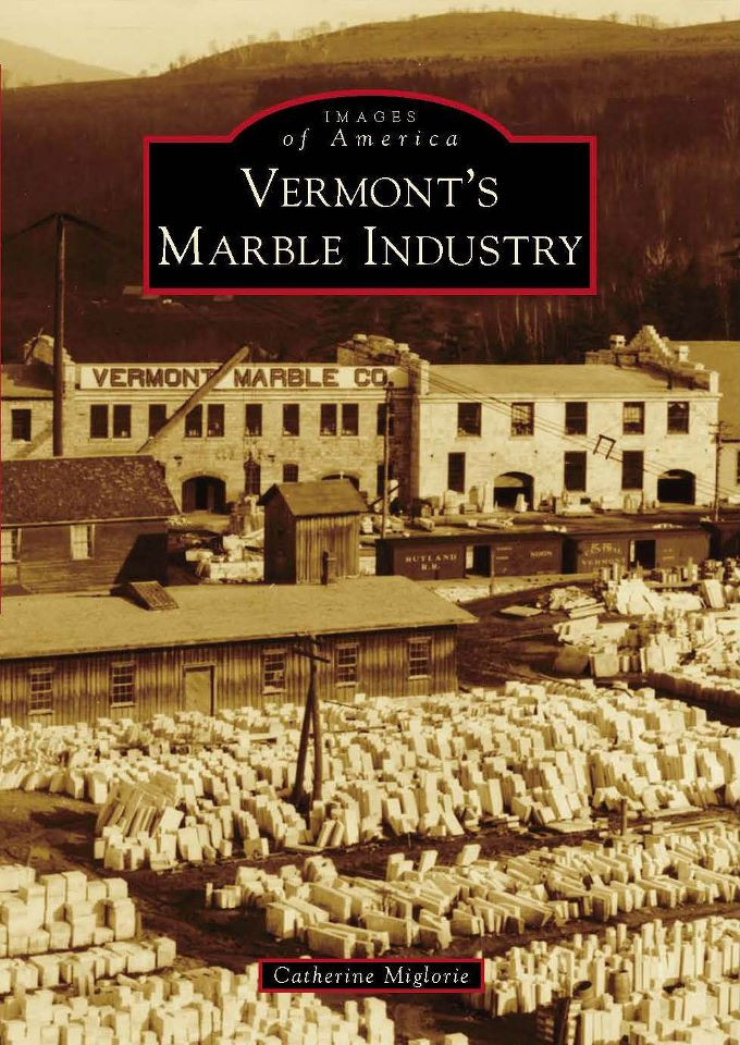 Book Cover Vermont's Marble Industry