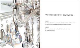 Swarovski Website Project