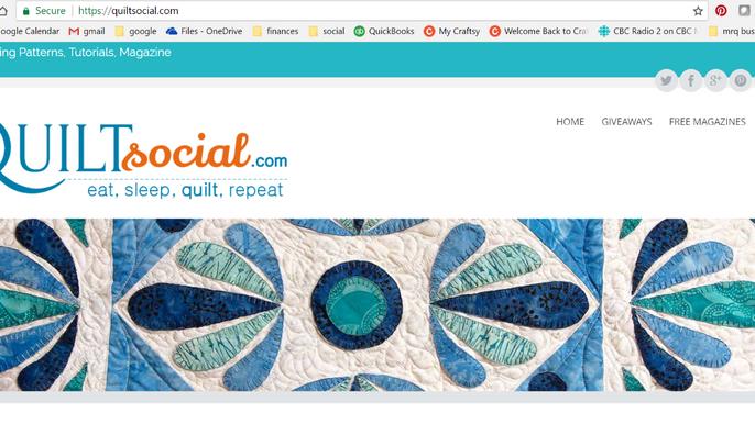 QUILTSocial Blog Posts