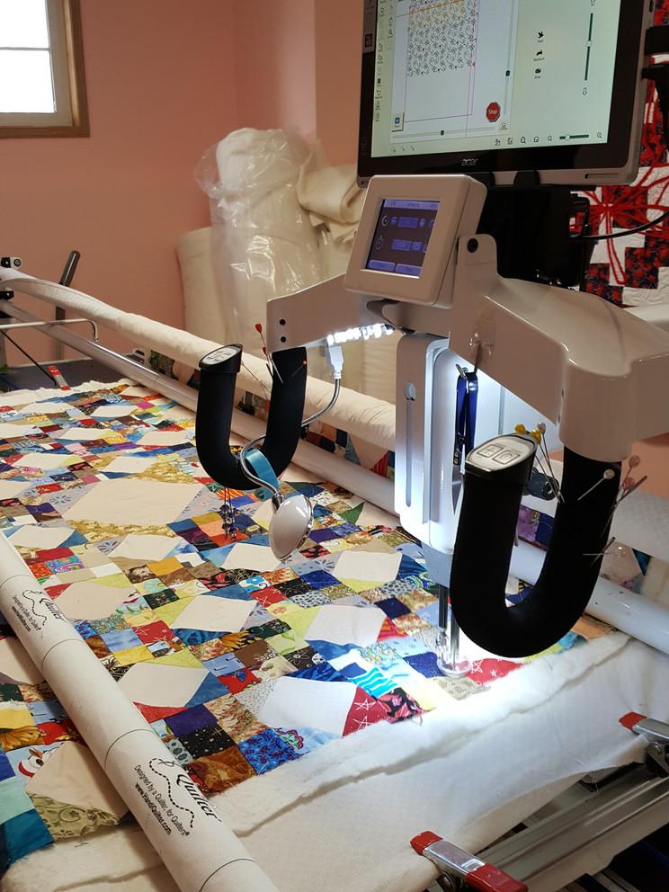 HQ Pro-Stitcher Possibilities