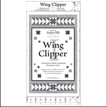 Wing Clipper 1
