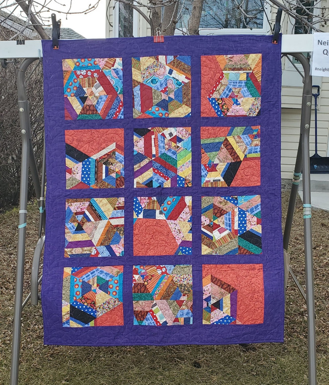 Neighbourhood Quilt Show - #4