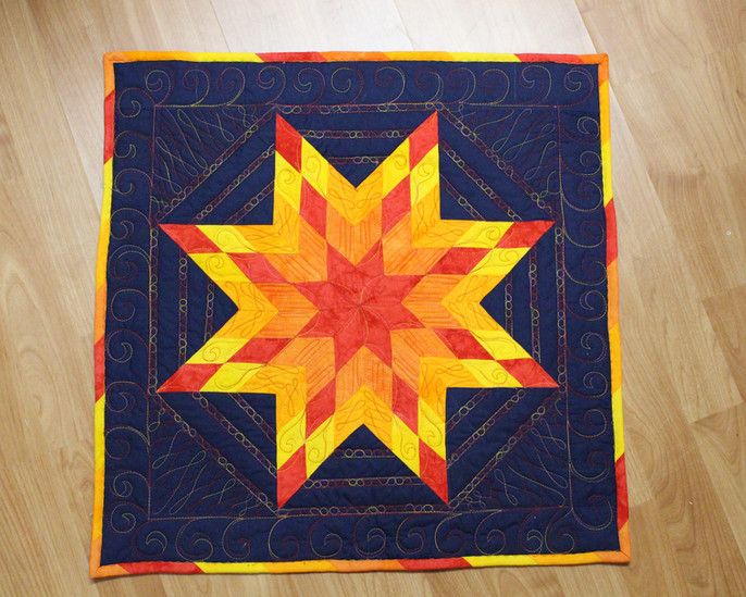 Quilting Classes - fall 2017